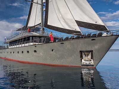 location bateau Rara Avis