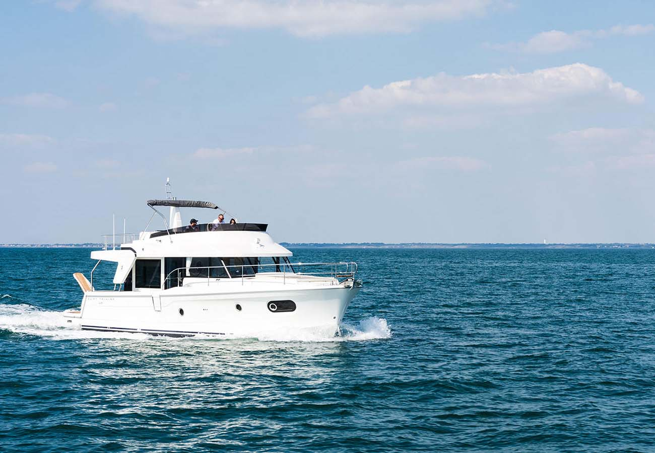 äußere Swift Trawler 47