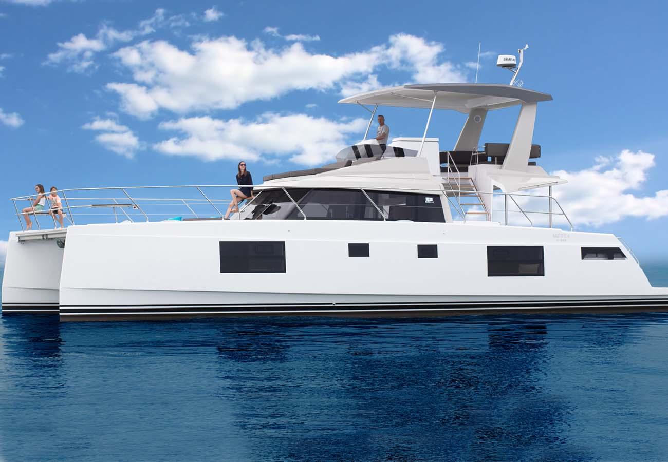 location bateau Nautitech 47 Power