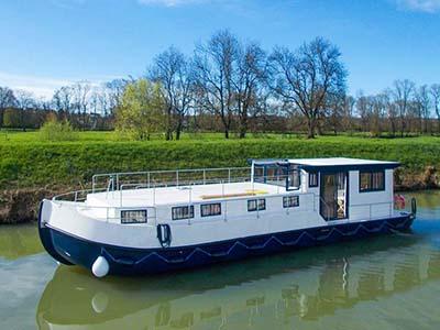 location bateau LaPéniche S