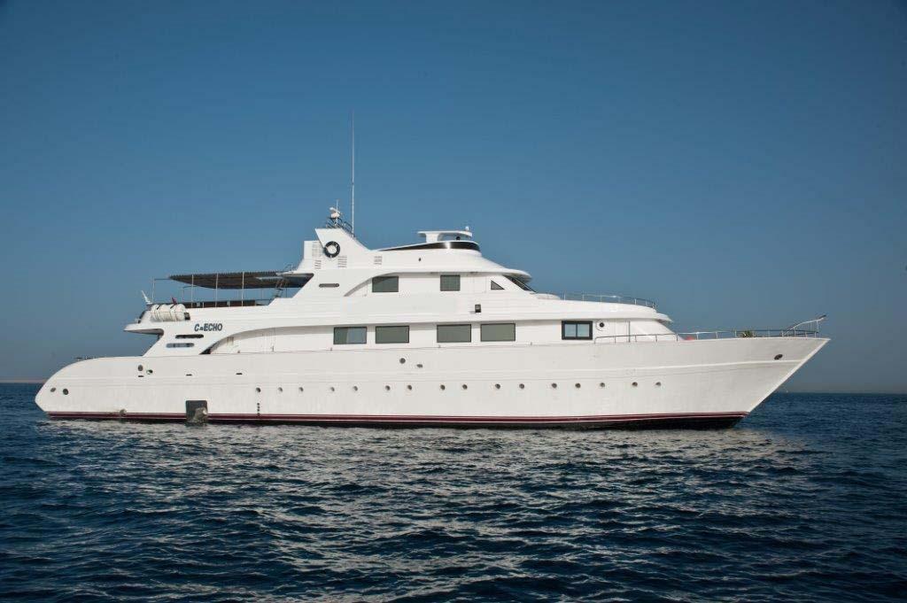 location bateau C Echo II