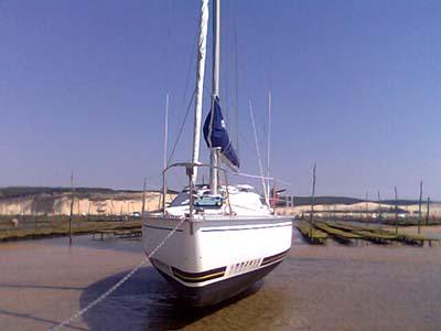 location bateau Feeling 29 DI