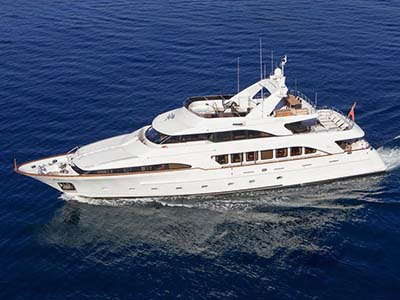 location bateau Accama