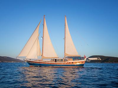 location bateau Grande Lale