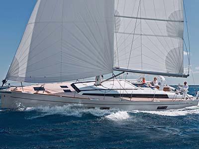 location bateau Oceanis 55.1