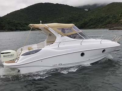 location bateau Salpa Laver 23X