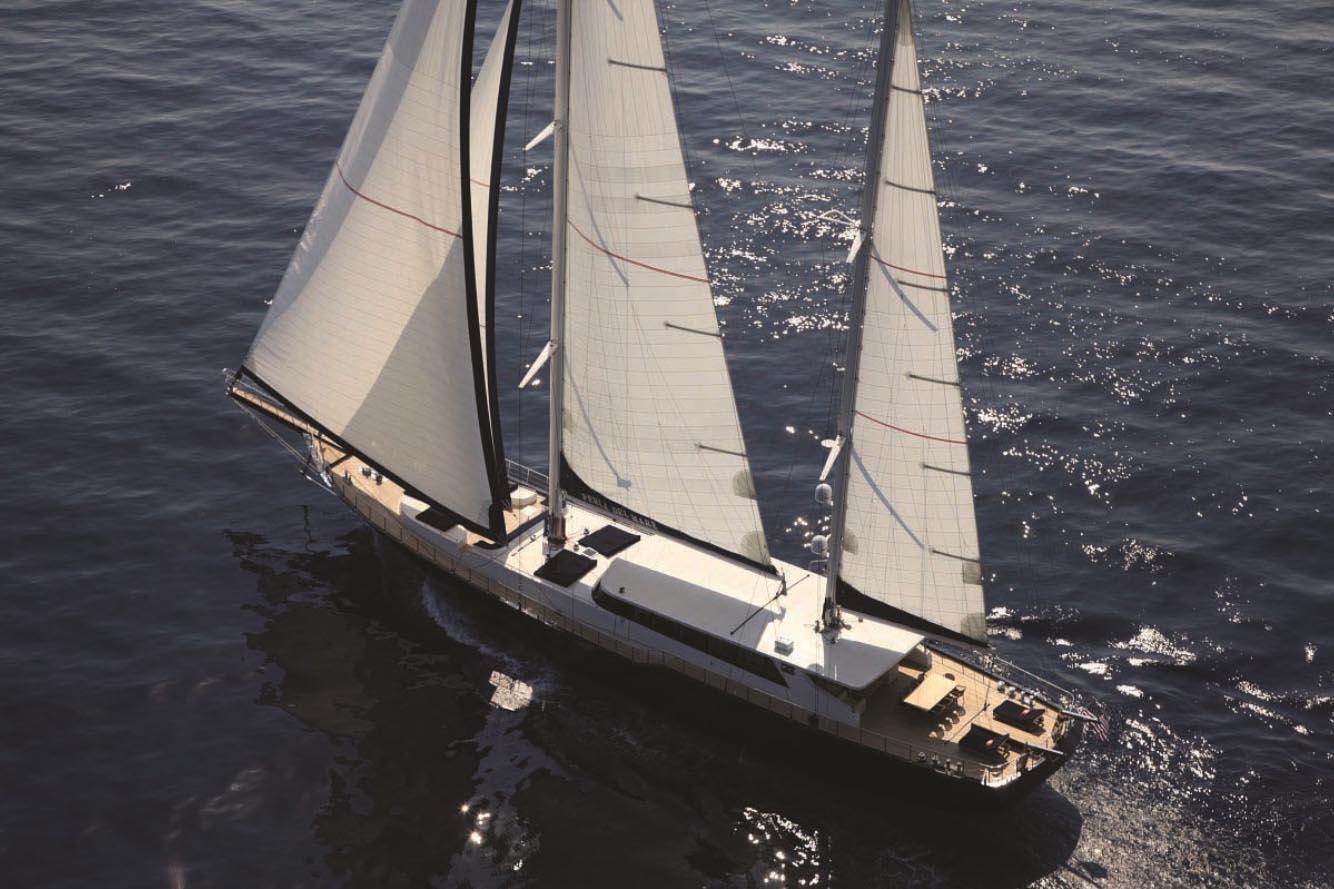 location bateau Perla Del Mare