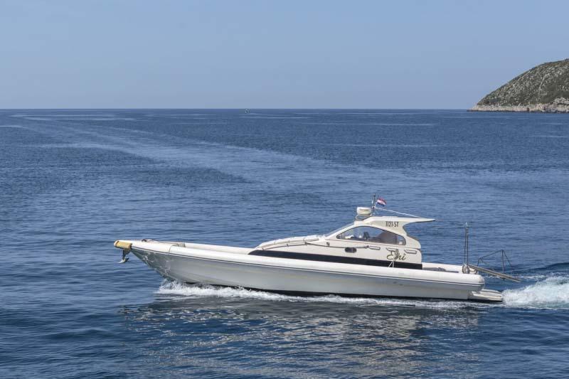 location bateau Lomac Airone 40