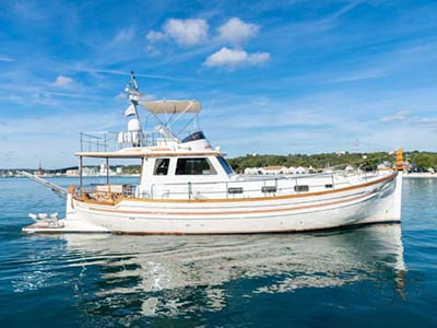 location bateau Menorquin 160 Fly