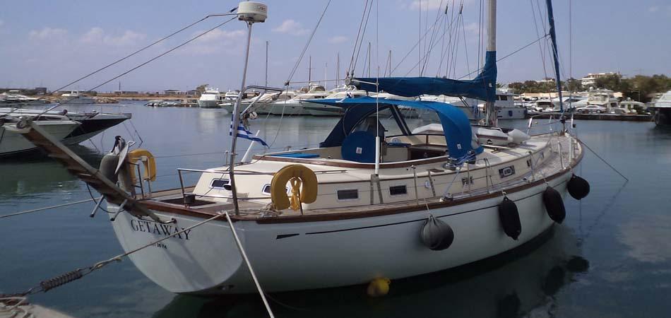 location bateau Olympic 47