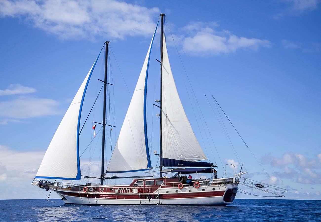location bateau Jubilee