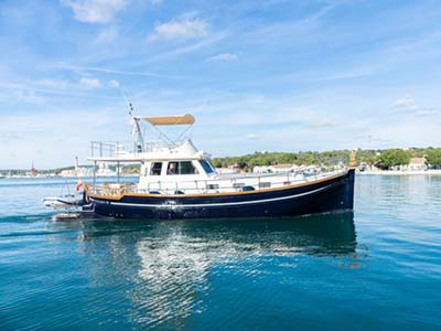 location bateau Menorquin 160 Fly Lux