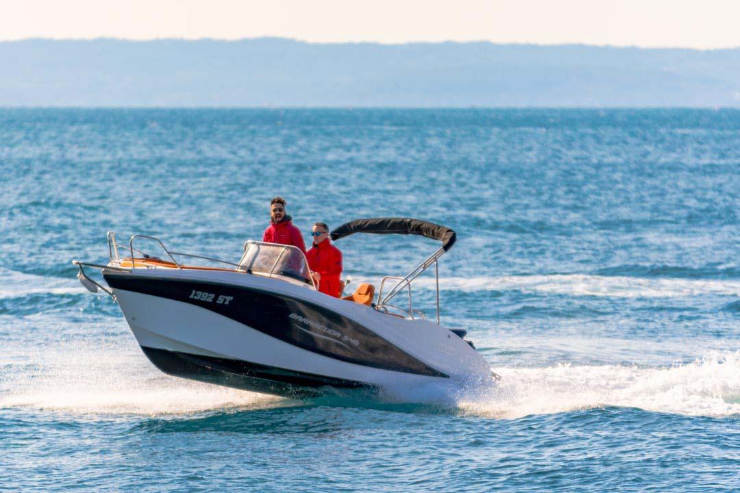 esterno Barracuda 545