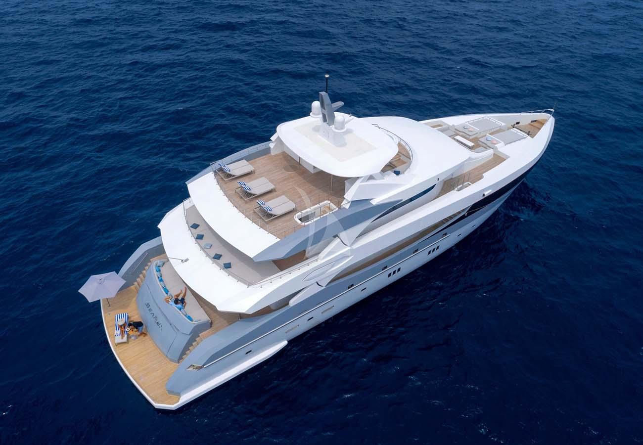 location bateau Searex