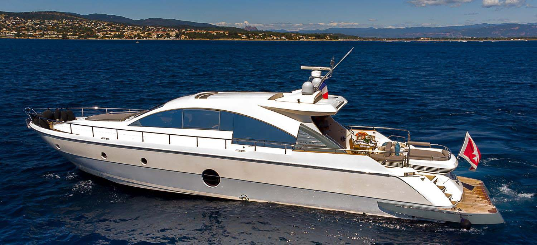 location bateau Aicon 72 SL