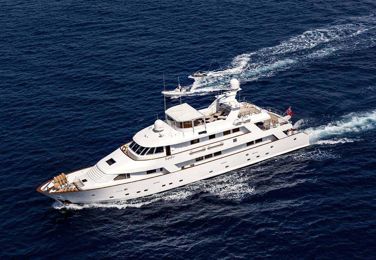 location bateau Superfun