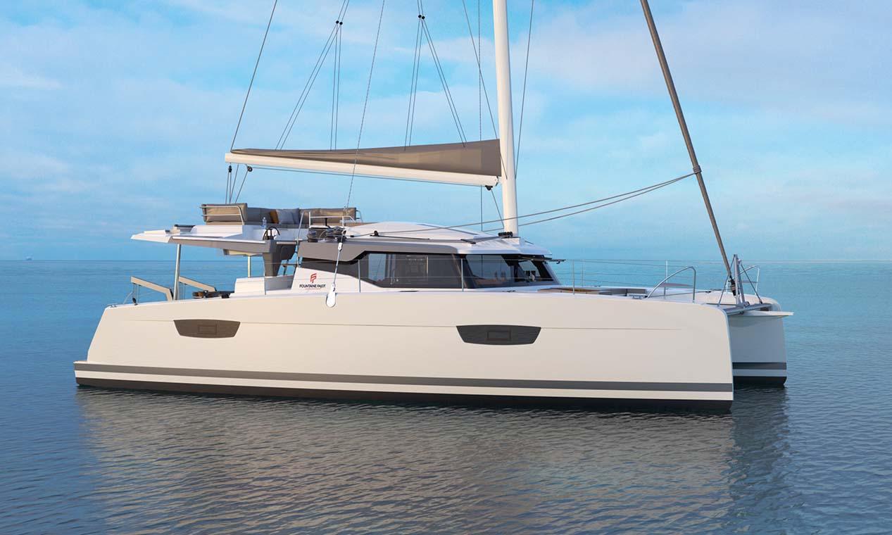 location bateau New 45