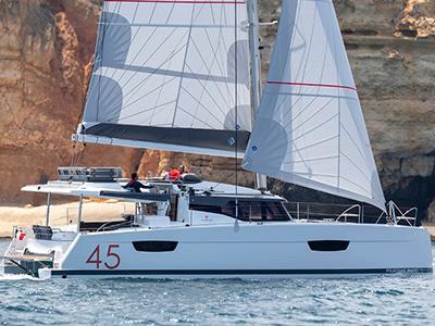 location bateau Elba 45