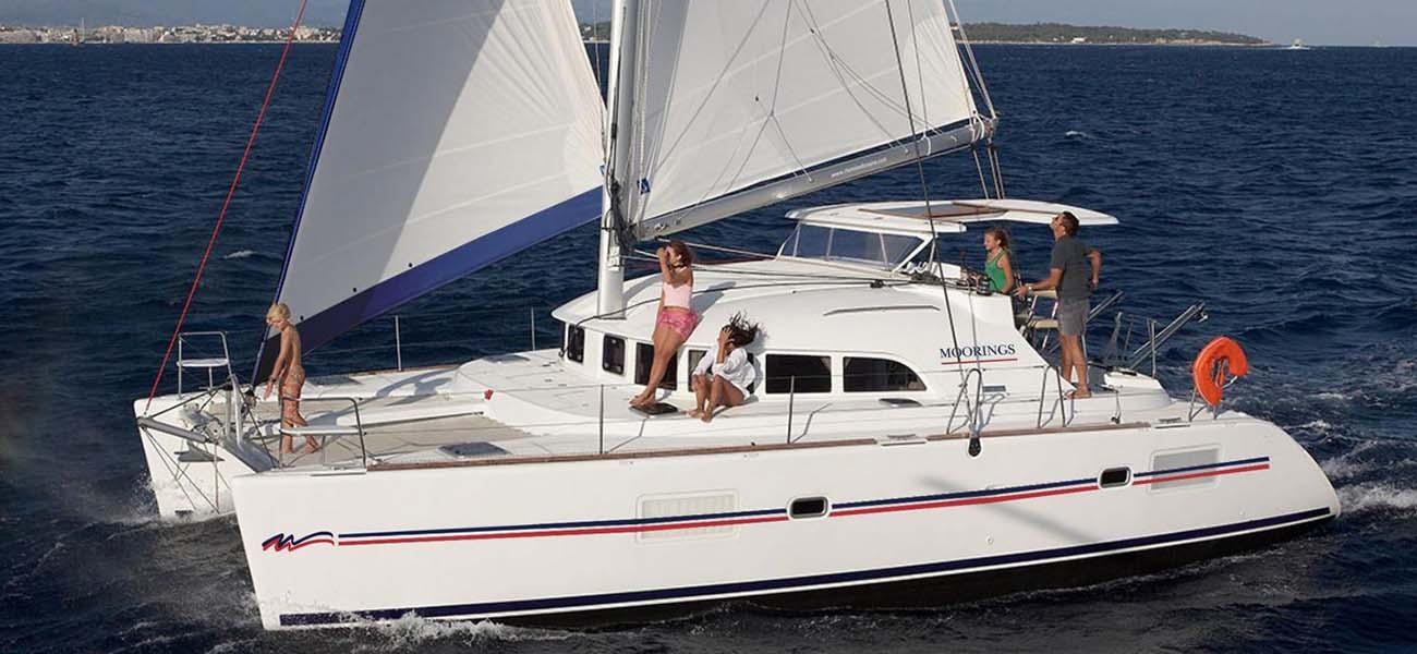 location bateau Moorings Lagoon 380