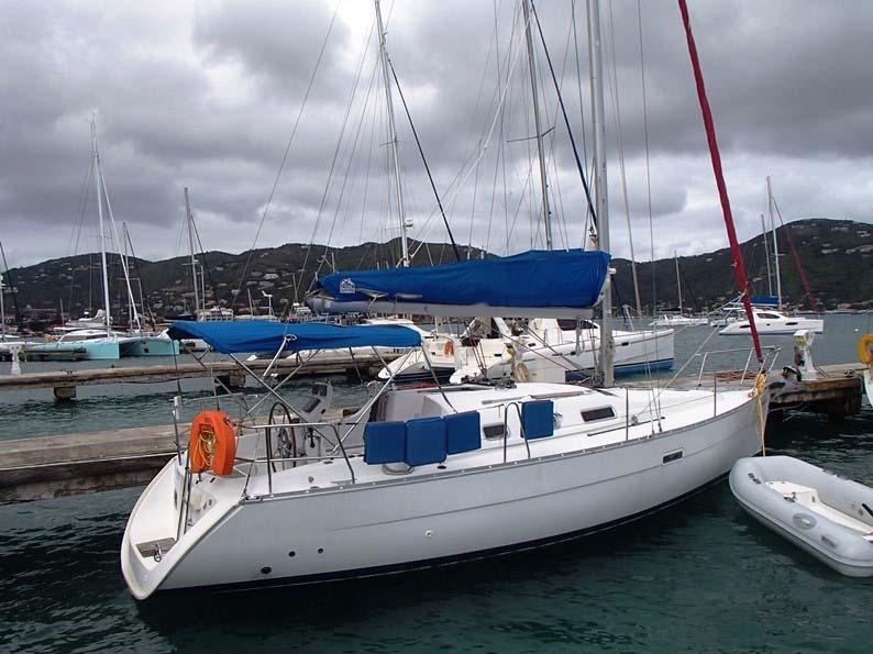 location bateau Beneteau 32