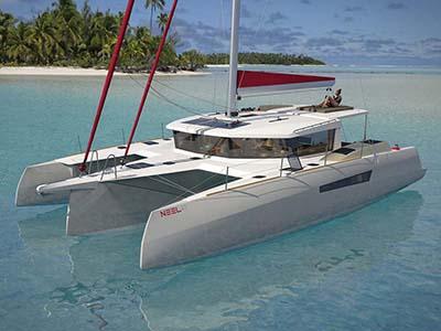 location bateau Neel 47