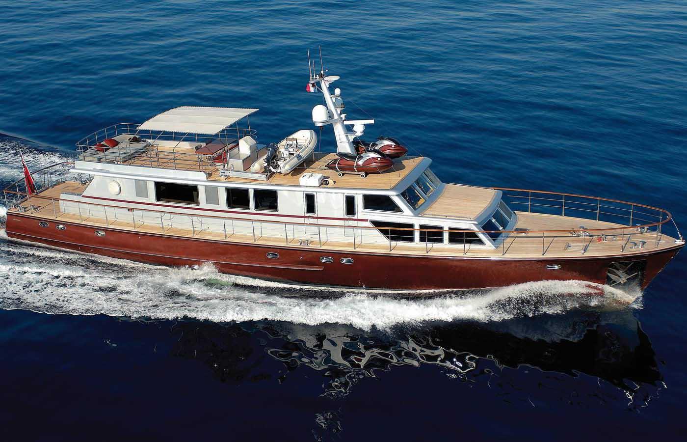 location bateau Tempest WS