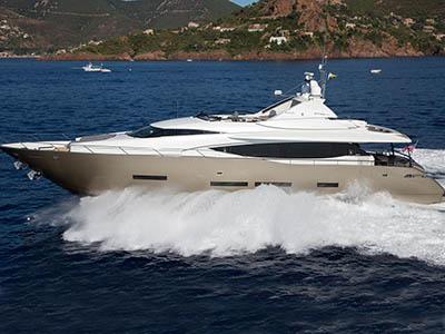 location bateau Keros Island