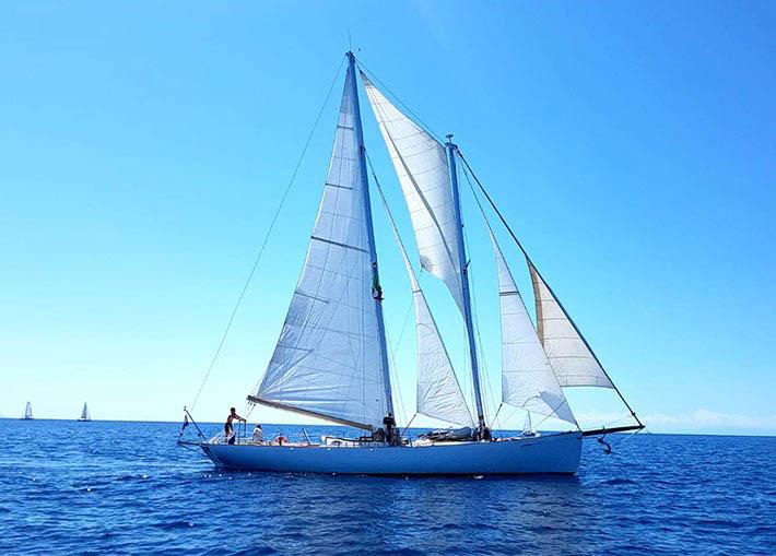 location bateau Germana