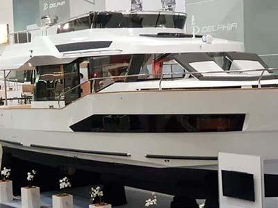 location bateau Delphia 1200 Fly