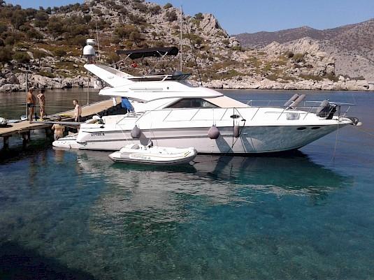 location bateau Sea Ray 400 DB