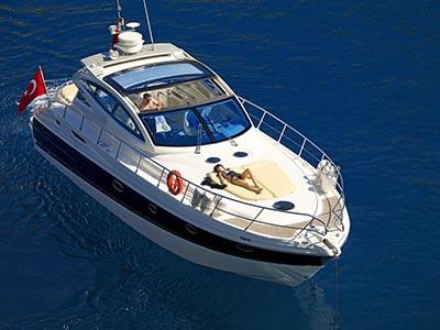 location bateau Cranchi Méditerranée 50 HT