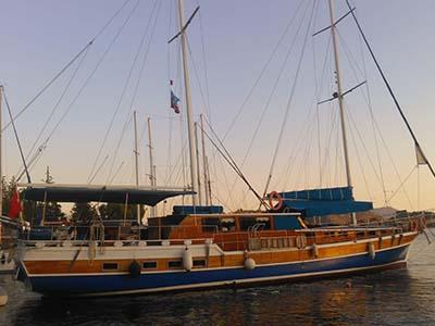 location bateau E Nil