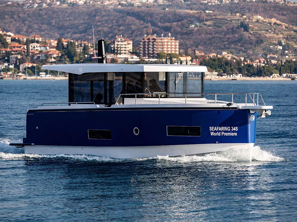 location bateau Seafaring 34S