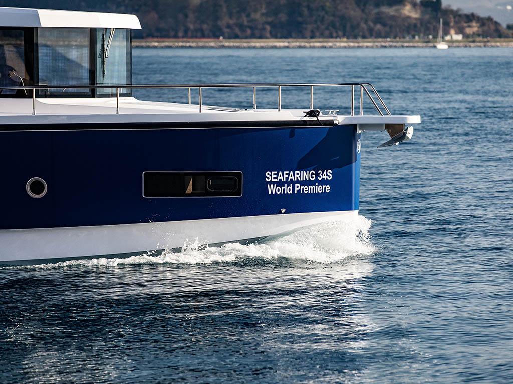 äußere Seafaring 34S