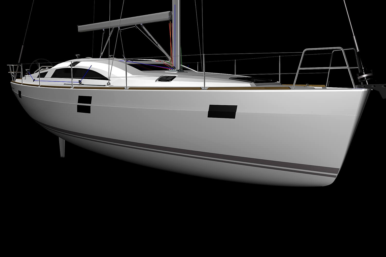 location bateau Elan Impression 45.1