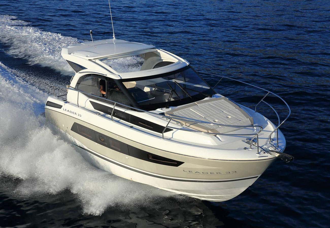 location bateau Leader 33