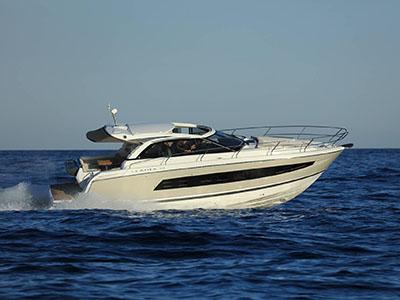 location bateau Leader 40