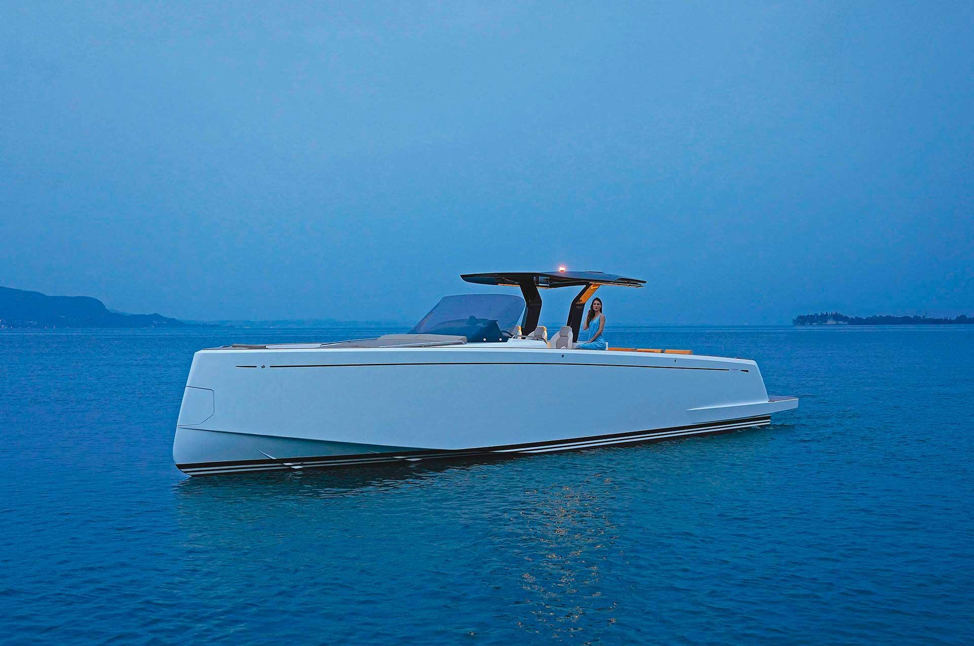 location bateau Pardo 43
