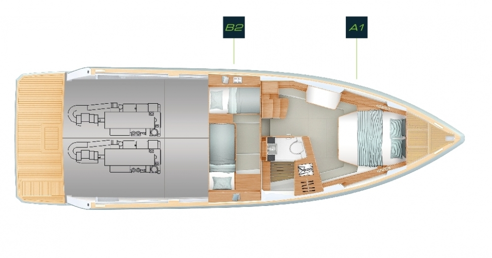 interno Fjord 44 Open