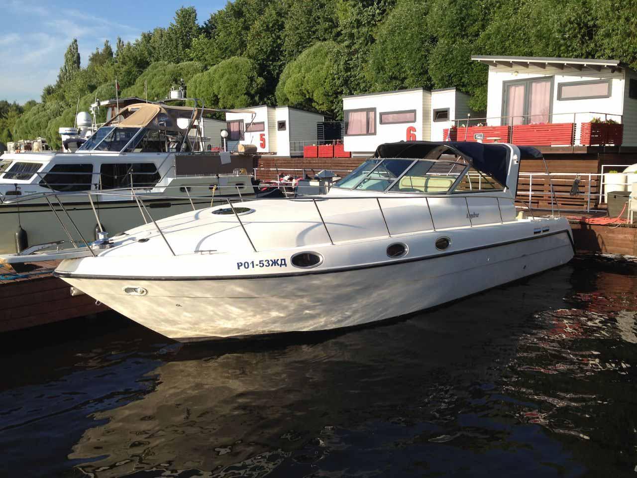 location bateau Ambassador 36