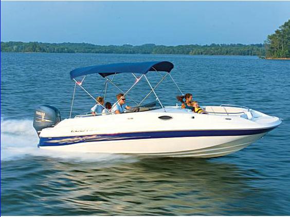 location bateau Ebbtide 2100 SS
