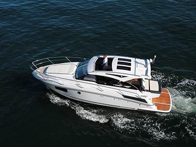 location bateau Grandezza 34 OC