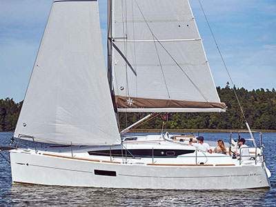 location bateau Sunsail Sun Odyssey 319