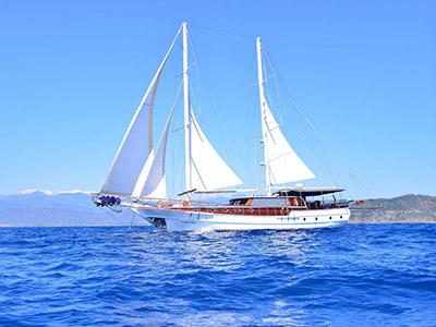 location bateau Mehmet Ayaz