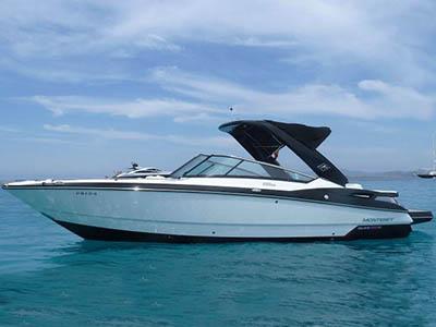 location bateau Monterey 298 SS