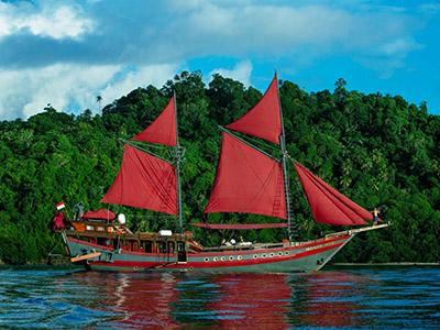 location bateau Manta Mae