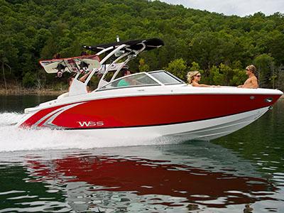 location bateau Cobalt R3 WSS