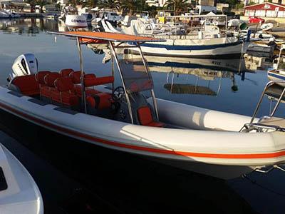 location bateau Lolivul 9