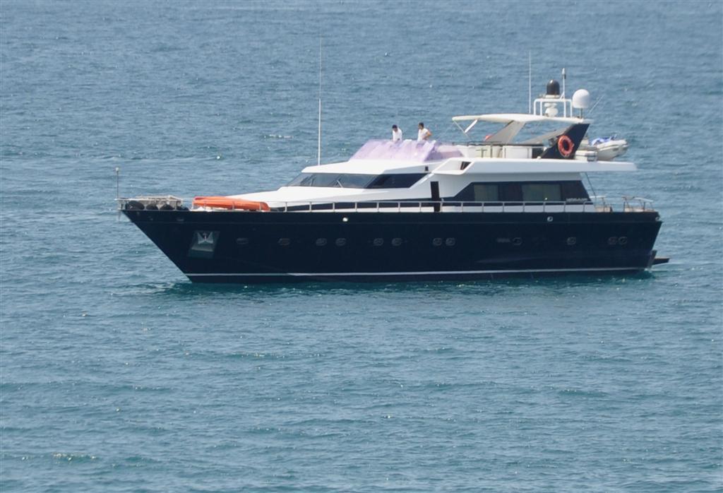location bateau Pegasus 80