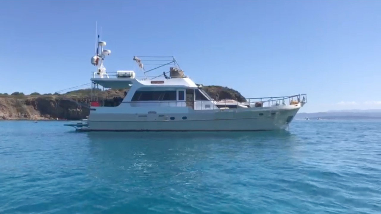location bateau Waverunner 55